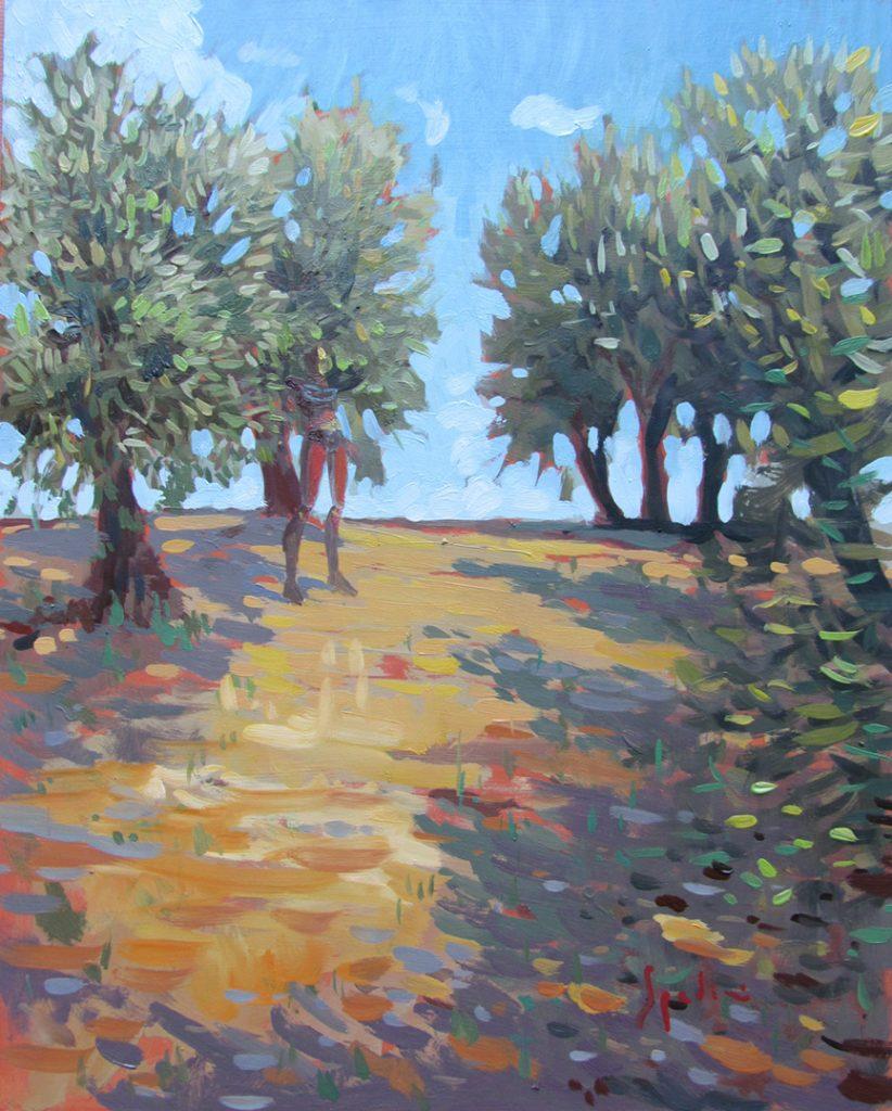 contemporary art painters