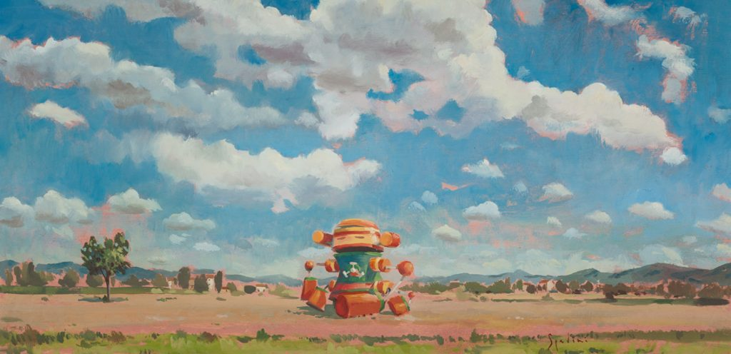 pittori emergenti da seguire. investire in arte contemporanea